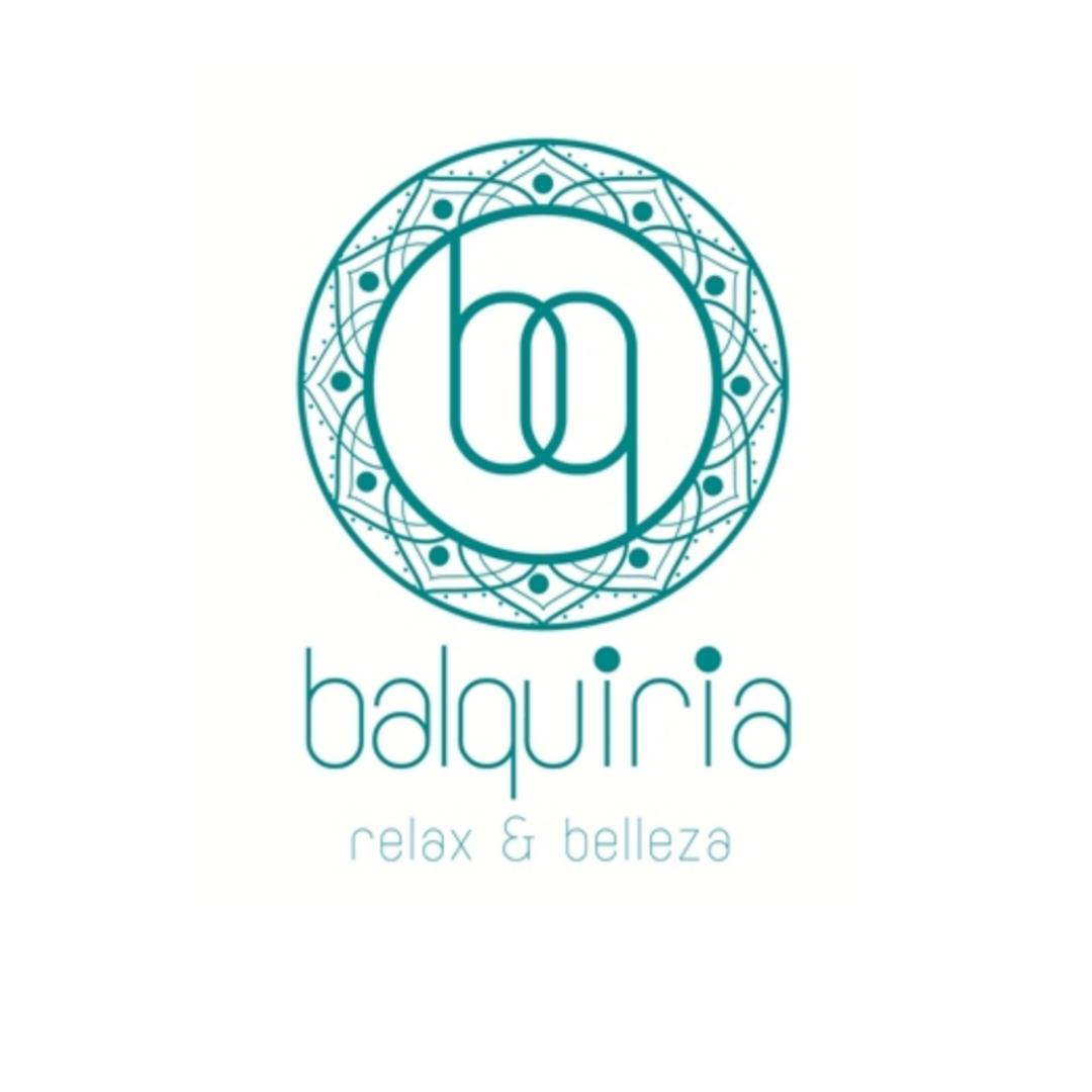logo Balquiria Relax & Belleza