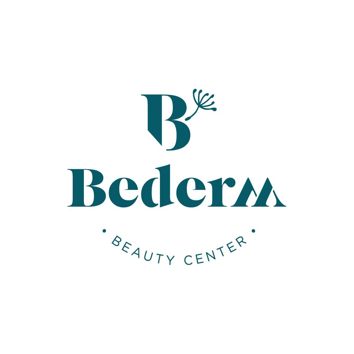 logo Bederm Beauty Center