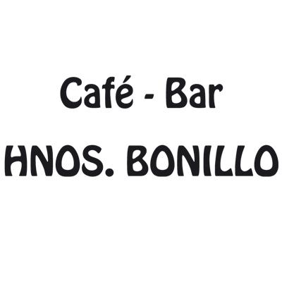 logo Café Bar Hermanos Bonillo